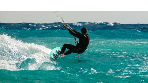 kitesurf windsurf giens french riviera